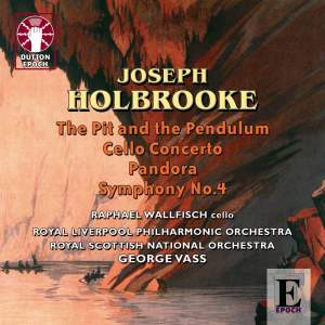 Holbrooke: Symphony No. 4 & Cello Concerto Product Image