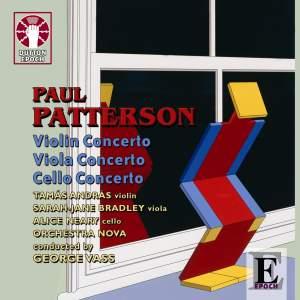 Paul Patterson: Concertos