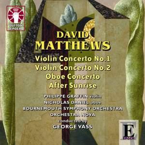 David Matthews: Concertos