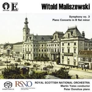 Maliszewski: Symphony No. 3 & Piano Concerto