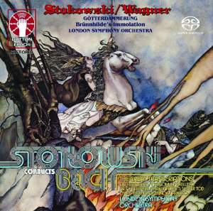 Stokowski conducts Bach: The Great Transcriptions & Wagner: Brünnhilde's Immolation