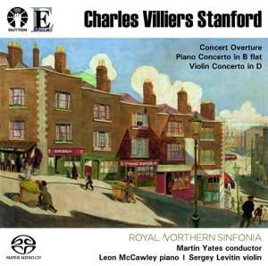 Stanford: Violin Concerto & Piano Concerto Product Image