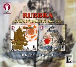 Rubbra - String Quartets Nos. 1-4