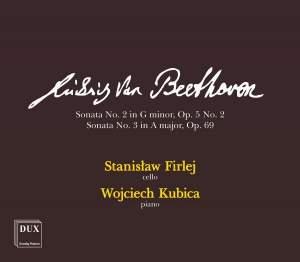 Beethoven: Cellos Sonatas 2 & 3