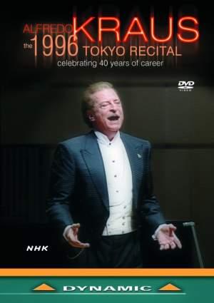 Alfredo Kraus: The 1996 Tokyo Recital