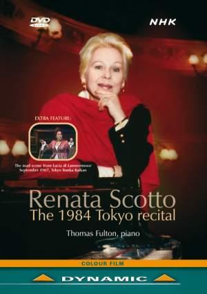 Renata Scotto - The 1984 Tokyo Recital