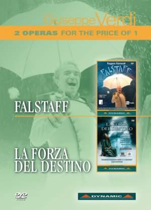 Verdi: La Forza Del Destino & Falstaff