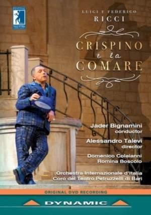 Ricci, Federico: Crispino e la Comare