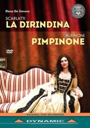 D. Scarlatti: La Dirindina & Albinoni: Pimpinone