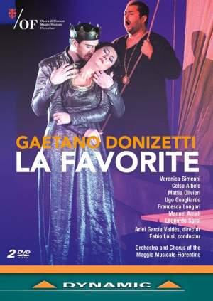 Donizetti: La Favorite Product Image