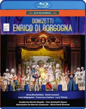 Donizetti: Enrico di Borgogna