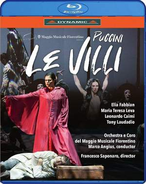 Puccini: Le Villi Product Image