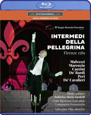 Intermedi della pellegrina: Firenze 1589 (An itinerant show in the Boboli gardens)