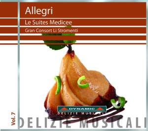 Lorenzo Allegri: Le Suites Medicee