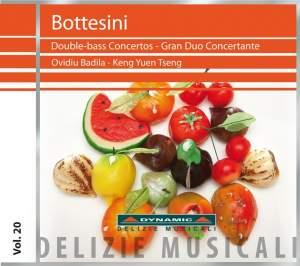 Bottesini: Double Bass Concertos Nos. 1 & 2