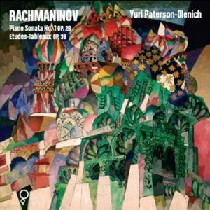 Rachmaninov: Piano Sonata No. 1