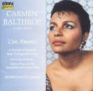 Con Amores: A Recital of Spanish & Portuguese Songs