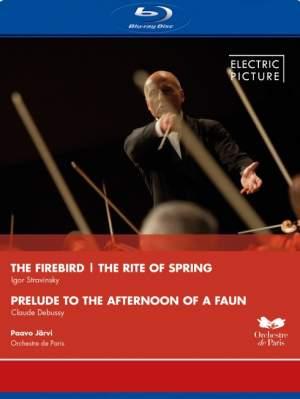 Paavo Järvi conducts Stravinsky & Debussy