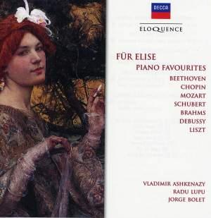 Für Elise - Piano Favourites