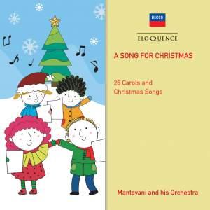 Mantovani - A Song For Christmas