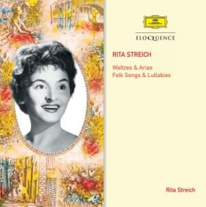 Rita Streich: Waltzes & Arias, Folk Songs & Lullabies