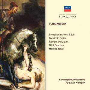 Tchaikovsky: Symphonies Nos. 5 & 6 & Tone Poems Product Image