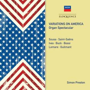 Variations on America – Organ Spectacular