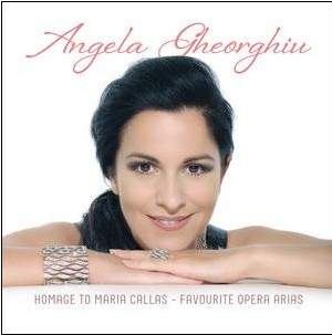 Angela Gheorghiu: Homage to Maria Callas