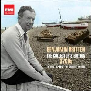 Benjamin Britten - The Collector's Edition