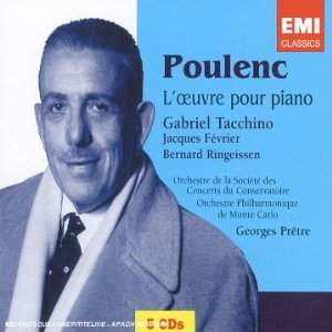 Poulenc - Complete Piano Works