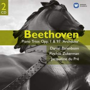 Beethoven: Piano Trios Nos. 1-3, 7, 9 & 10 Product Image
