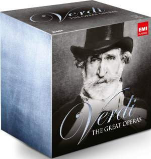 Verdi: The Great Operas Product Image
