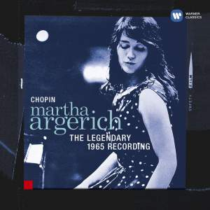 Martha Argerich - The Legendary 1965 Recording