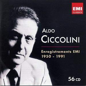 Aldo Ciccolini: EMI Recordings 1950 - 1991