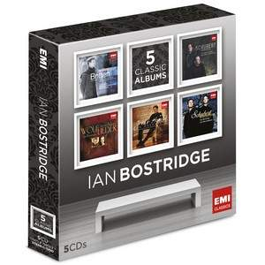 Ian Bostridge - 5 Classic Albums