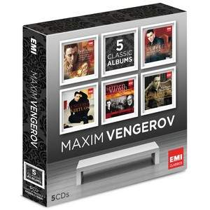 Maxim Vengerov - 5 Classic Albums