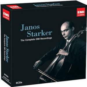 Janos Starker - The Complete EMI Recordings