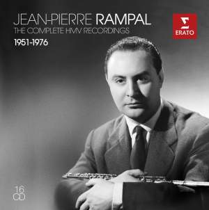 Jean-Pierre Rampal: The Complete HMV Recordings
