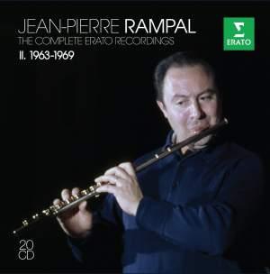 Jean-Pierre Rampal: The Complete Erato Recordings Vol. 2