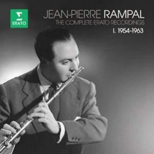Jean-Pierre Rampal: The Complete Erato Recordings Vol. 1