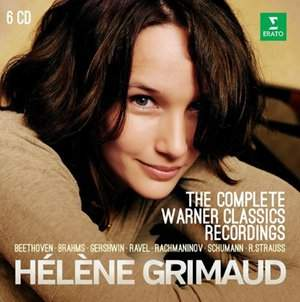 Hélène Grimaud: The Complete Warner Classics Recordings