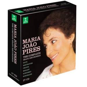 Maria João Pires: The Complete Erato Recordings