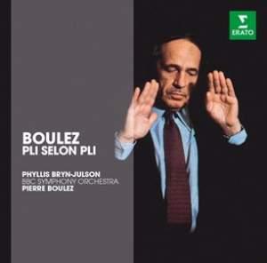 Boulez: Pli selon pli