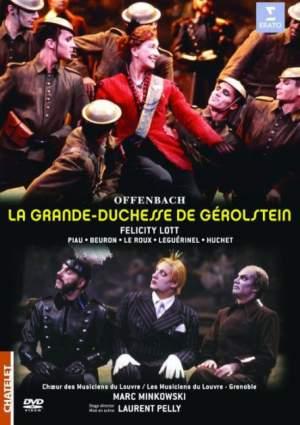 Offenbach: La Grande-Duchesse de Gérolstein