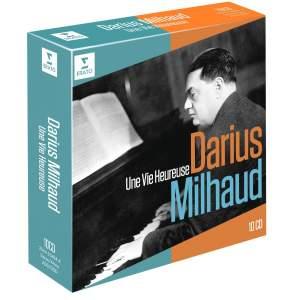Darius Milhaud: Une Vie Heureuse Product Image