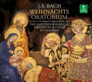 J S Bach: Christmas Oratorio, BWV248