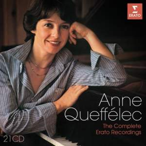 Anne Queffélec - The Complete Erato Recordings