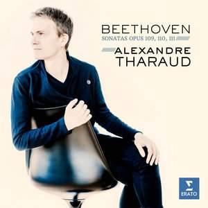 Beethoven: Piano Sonatas Opus 109, 110, 111 - Vinyl Edition