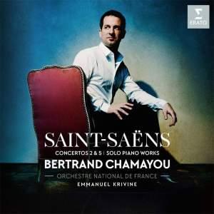 Saint-Saëns: Piano Concertos Nos. 2 & 5 - Vinyl Edition