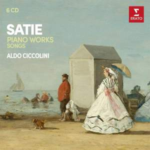 Satie: Piano Works & Mélodies